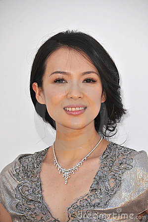 Zhang Ziyi, Zhang-Ziyi Royalty Free Stock Photography - Image: 19754307
