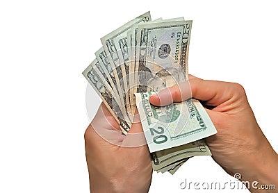 Zählen Sie Ihr Geld