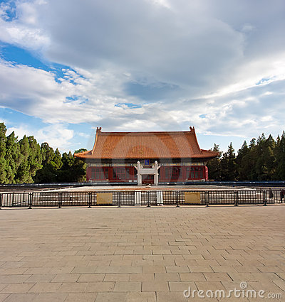 Zhongshan Hall, Beijing, China