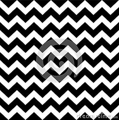 Zig zag simple pattern