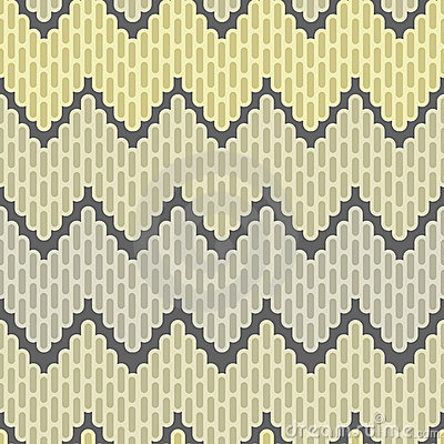 Zigzag abstract seamless pattern