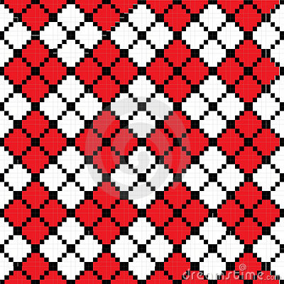 Zigzag-pattern