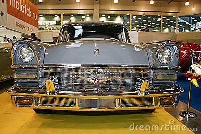 ZIL-111V Cabriolet 1960 Editorial Stock Image
