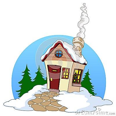Zima dom