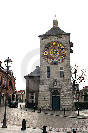 Zimmer s clocktower