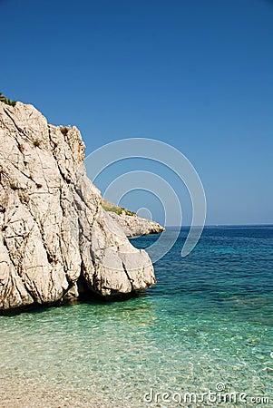 Zingaro marine reserve, Sicily