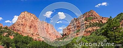 Zion -Kolob panorama