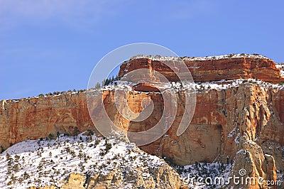 Zion National Park - Altar of Sacrifice Mountain