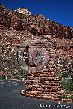 Zion,Utah, USA