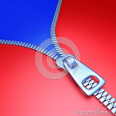 Zipperfärg