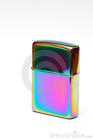 Free Zippo Lighter Royalty Free Stock Photography - 1489577
