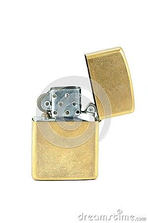 Free Zippo Lighter Stock Image - 41450691