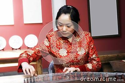 κινεζικό zither
