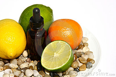 Zitrusfrucht Aromatherapy