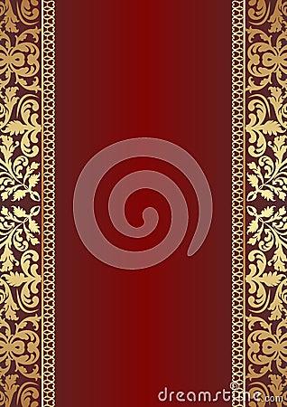 Zmrok - czerwony tło