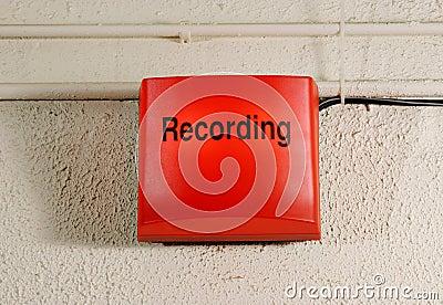 Znak rejestrujących studio