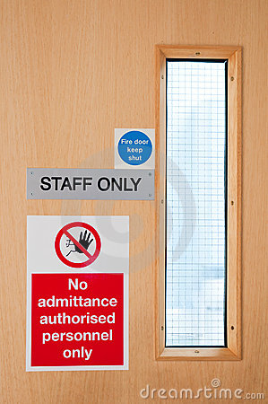 Znaka laborancki personel