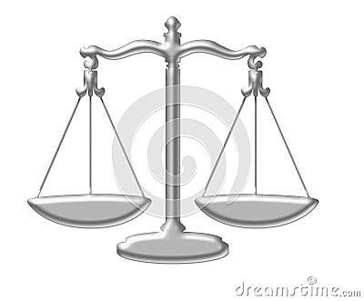 Zoalogical sign of balance