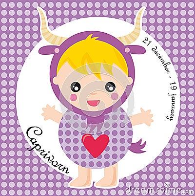 Zodiac- capricorn