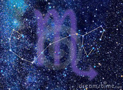 Zodiac constellation Scorpius