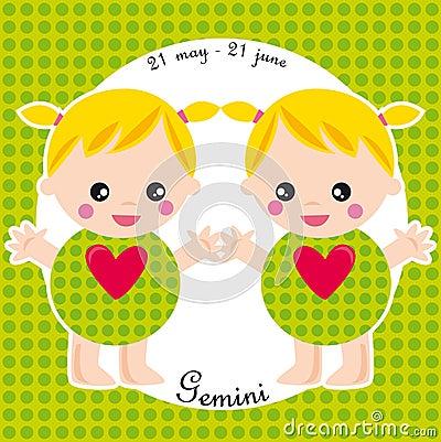 Zodiac- gemini