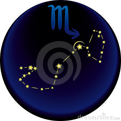 Zodiac Scorpio Sign