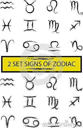 Zodiac set