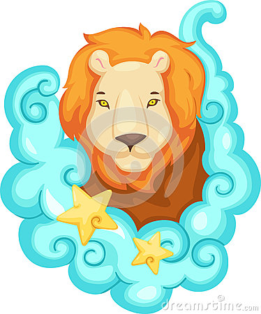 Zodiac signs - Lion