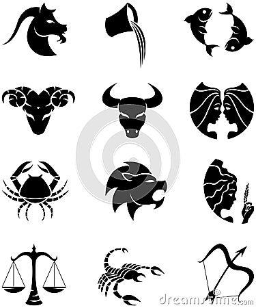 Free Zodiac Star Signs Royalty Free Stock Photo - 4851415