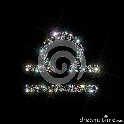 Zodiac stars Libra