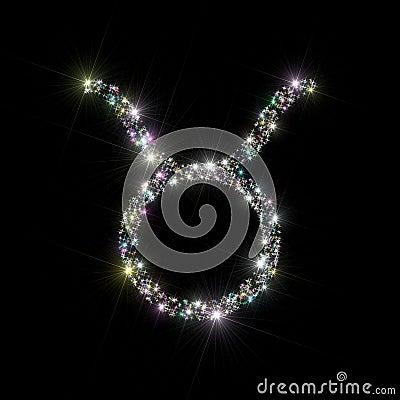 Zodiac stars Taurus