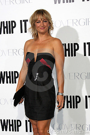 Zoe Bell Editorial Stock Image