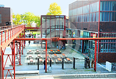 Zollverein Essen Editorial Photography