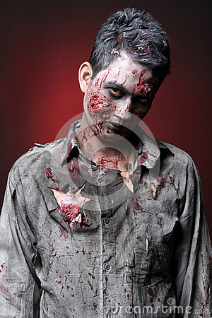 Free Zombie Royalty Free Stock Photos - 52218138
