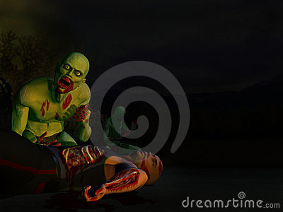 Zombie Attack 4 - Feast