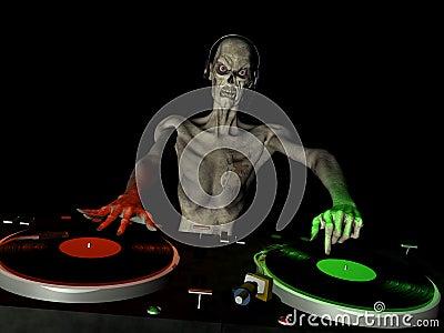 Zombie DJ 1