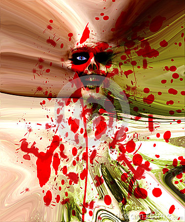 Zombie Flesh Wall