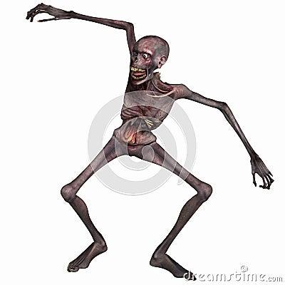 Zombie - Halloween Figure