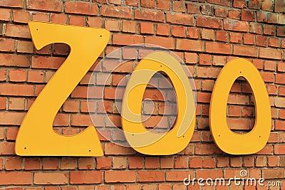 Zoo Sign Royalty Free Stock Photography - Image: 13832327 | 400 x 267 jpeg 51kB