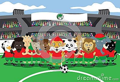 Zoo Soccer