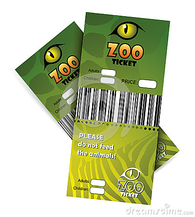 Zoo tickets