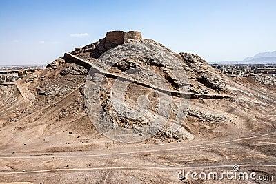 Zoroastrinan Tower of Silence