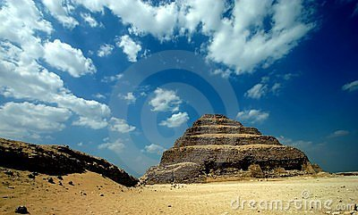 Zoser piramid