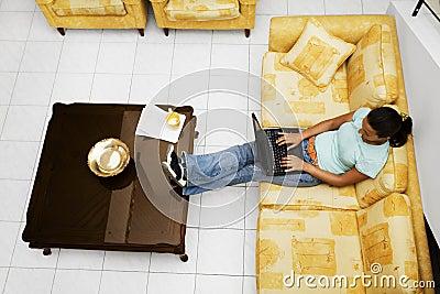 Zu Hause arbeiten