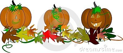Zucche Toothy per Halloween