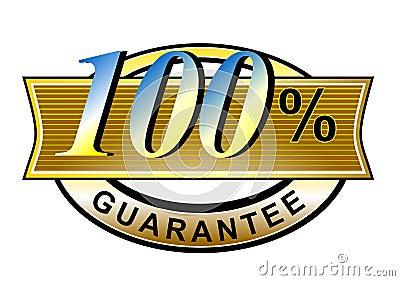 Zufriedenheit 100  garantiert