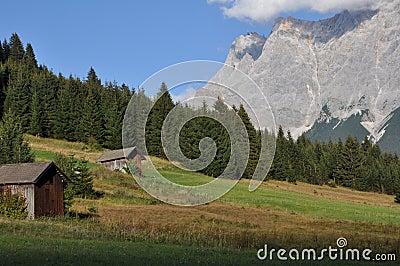 Zugspitze, Tyrol, Austria