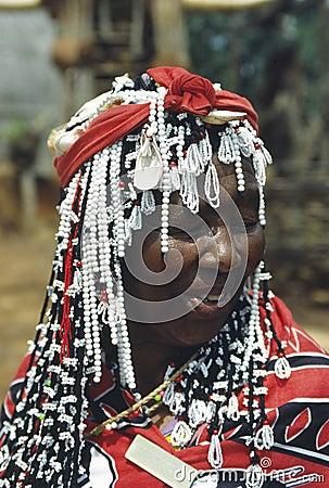 Zulu mama Editorial Photography