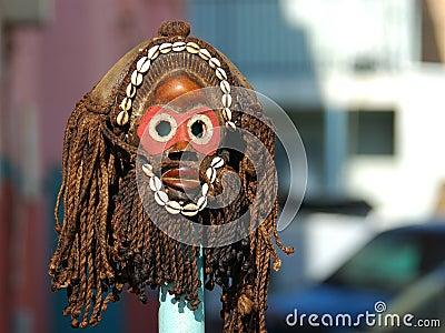 Zulu Mask