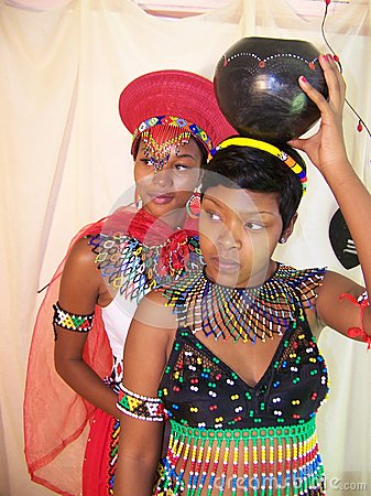 Zulu Teen and Zulu Makoti